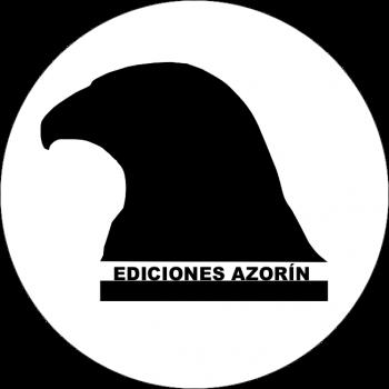 Ediciones Azorín publicar un libro - LogoEdicionesAzorin 350x350 - Agencia del libro. Tu editorial para publicar un libro de poesía.